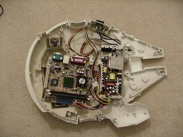 Millenium Falcon Pc